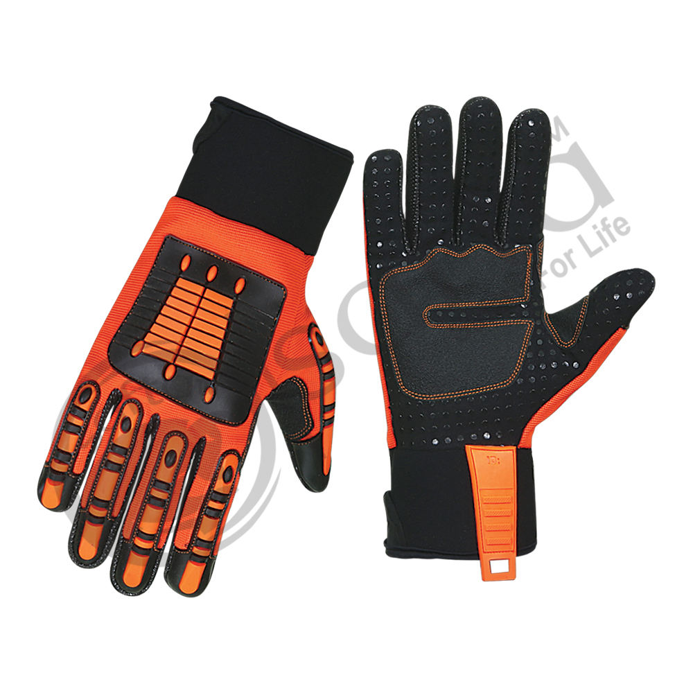 Custom Mechanics Gardening Driving Gloves S Cut 5 Lining