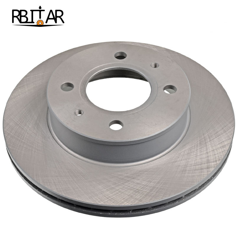 High Quality Factory Price Brake Disc For COROLLA Saloon OEM 43512-02080 43512-02230 Automotive Parts