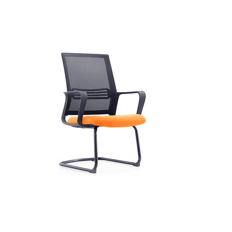 Hot sale office chair mesh chair full mesh single piece meeting chair for visitors