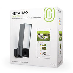 Genuine offer Netatmo Presence Smart Outdoor
