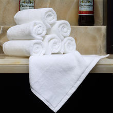 Factory direct sales  fast drying  high quality hotel 32/s hand towel