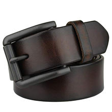 100% Genuine Leather Belts Custom Color  Belts For Unisex