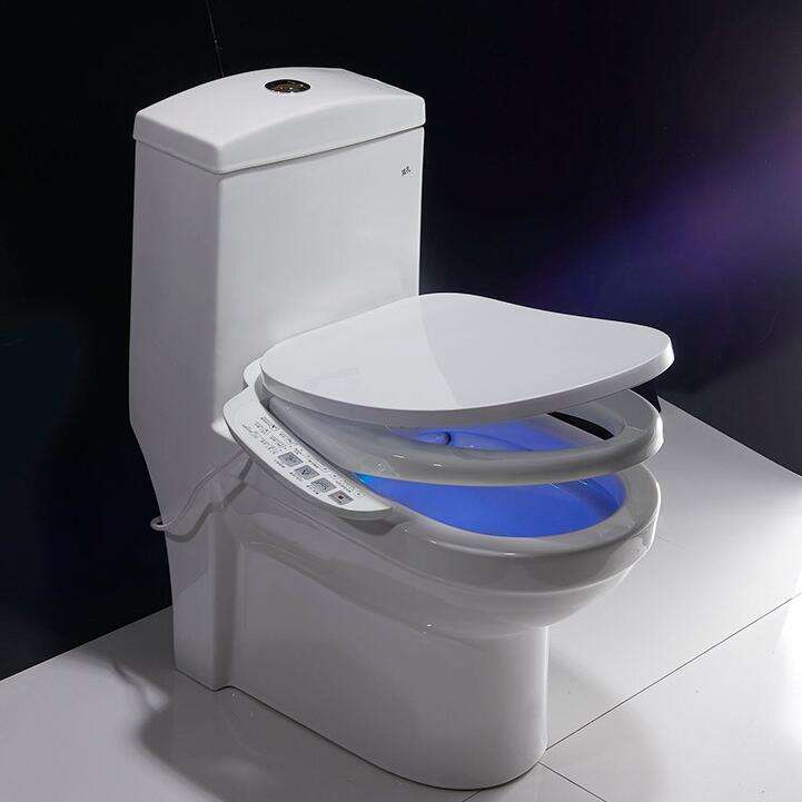 F1M525 Smart electric toilet seat cover with integrated bidet hyundai bidet toilet seat