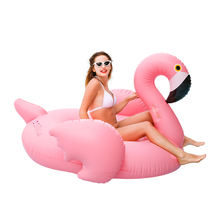 Customizable Giant Inflatable Flamingo Swimming Pool Water Toys For Pool