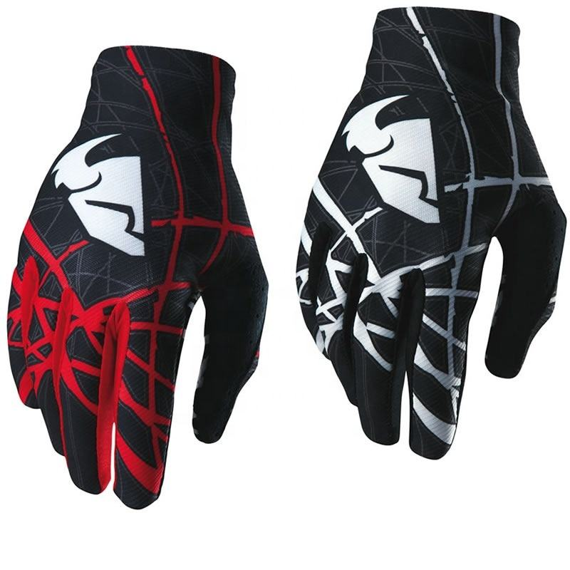Full Finger Breathable Cycling Glove Touch Screen Mountain Bike Bicycle Gloves For Man Mtb Road Motocross Gloves Cycling