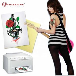 Logo Full Face Water Based Laser Temporary Tattoo