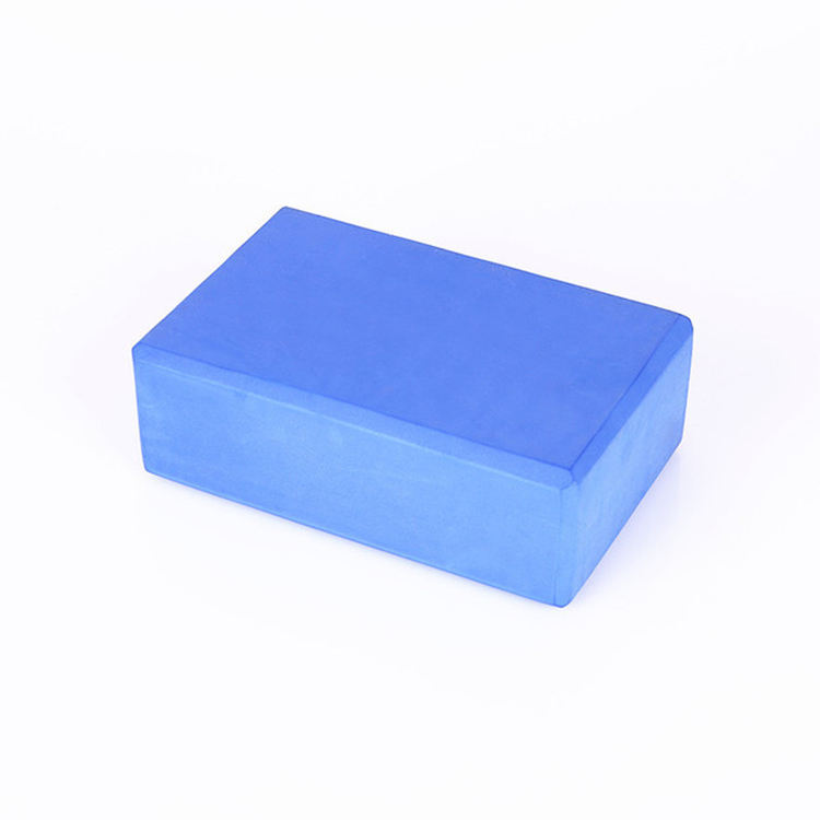 High Density EVA Foam yoga blocks 3*6*9 for gym exercise