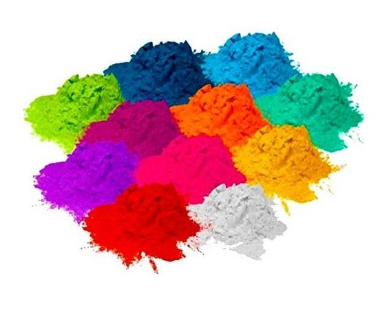 Sale High quality holi festival color run powder non toxic washable organic non-explosive Holi colors for Event Party Item Type