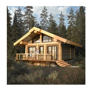 ECO-FRIENDLY Kit Home Prefab Frame House