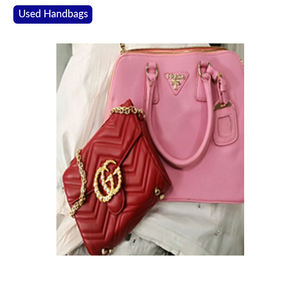 High Demand Branded Second Hand Ladies Fashion Used Bags In Bales