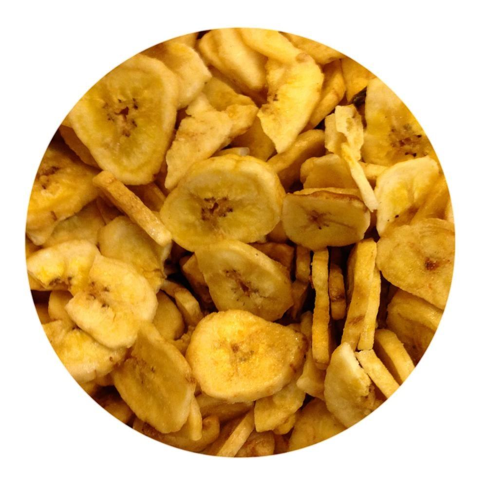 Chips de banane Bio! D'origine Philippine.
