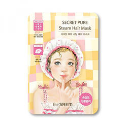 [THESAEM] Secret Pure Steam Hair Mask - 1pcs