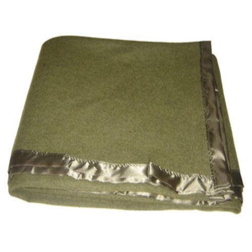 Olive Green Military Wool Blankets at Affordable prices