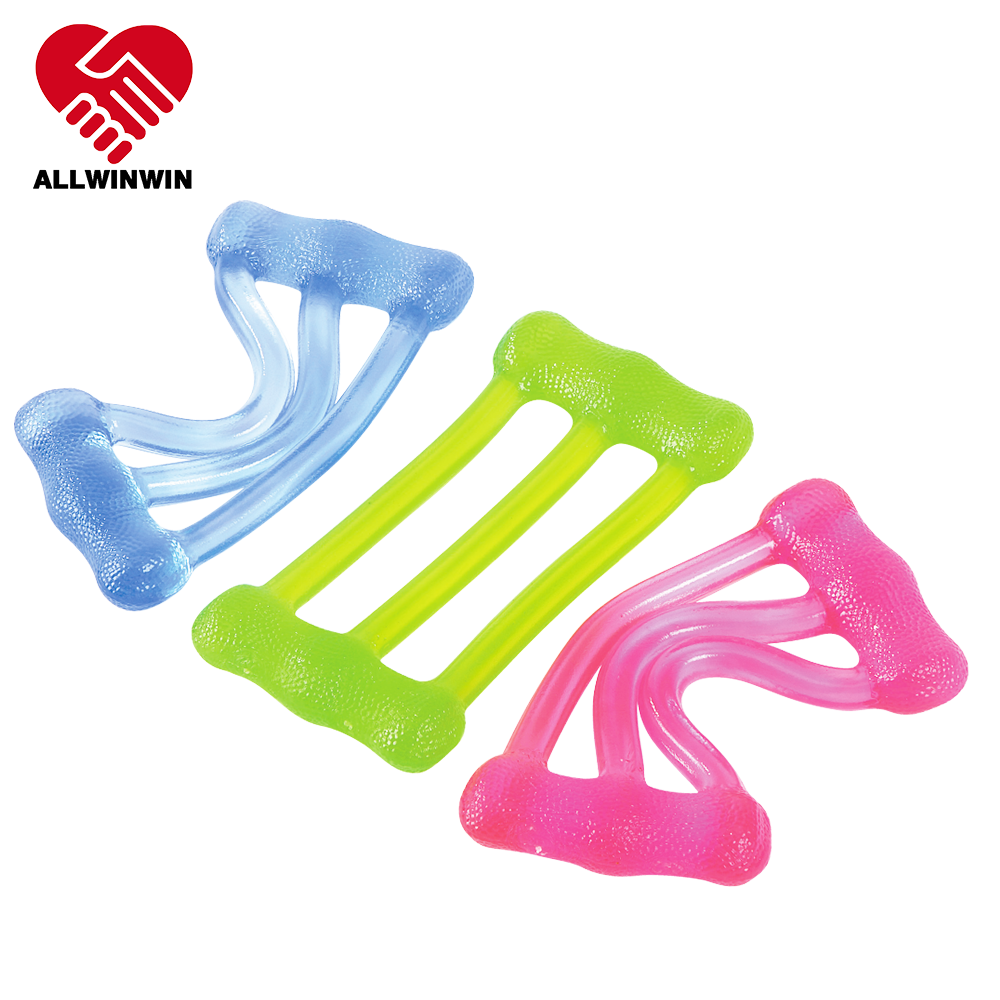 ALLWINWIN JLT06 Jelly Tube - 3 Tubes Expander Equipment Core Tone Resistance Band