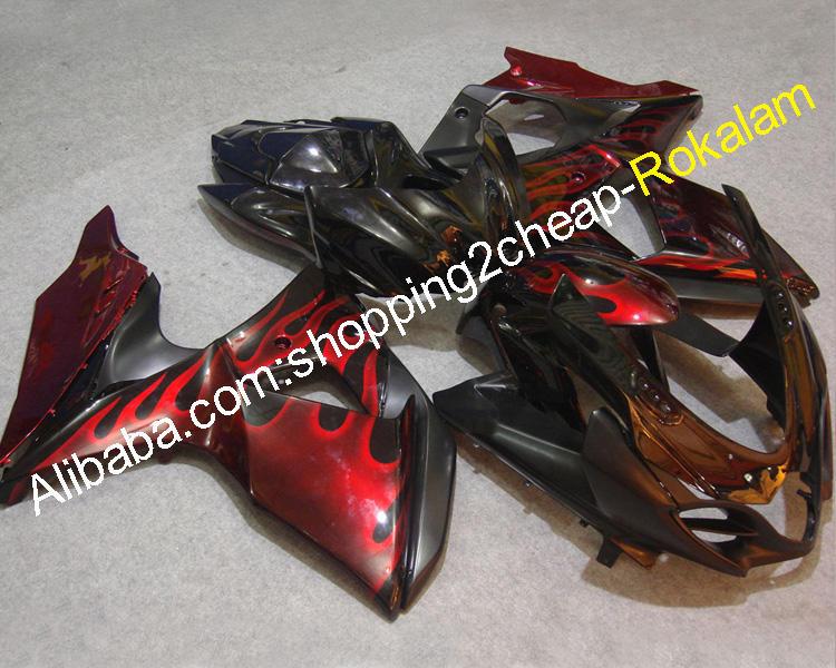 Unpainted White Headlight Upper Front Head Fairing For Suzuki GSXR1000 K9 09-17