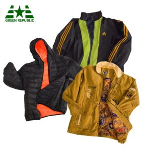 2021 used winter clothing winter jackets super quality for kids and adult winter stock lots garments for sale