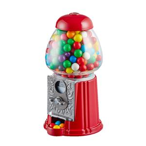Kwang Hsieh 9 Inch Colorful Metal Mini Candy Gumball Machine