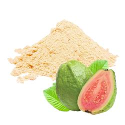 High Quality Guava Powder Spray Dried Instant Guava Fruit Powder
