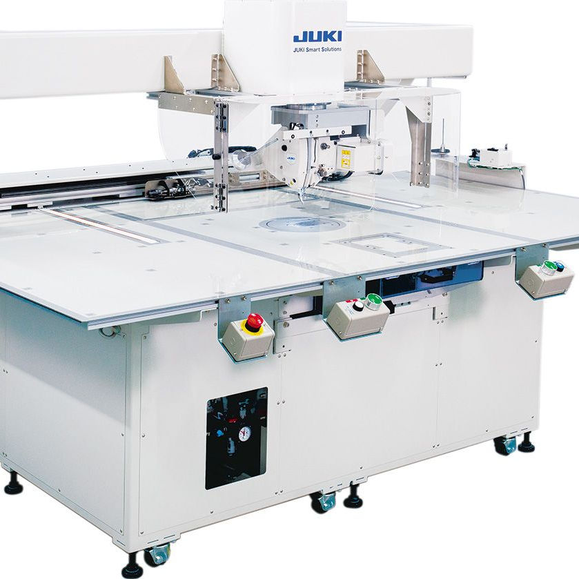 Brand New Jukis AMS-251 Available | J1-needle CNC sewing machine (head turning type)