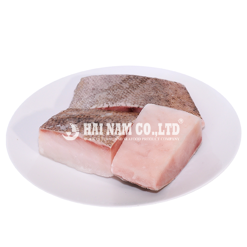 Frozen Grouper Fish Body with WATER Preservation Process and IQF Freezing Process from Vietnam