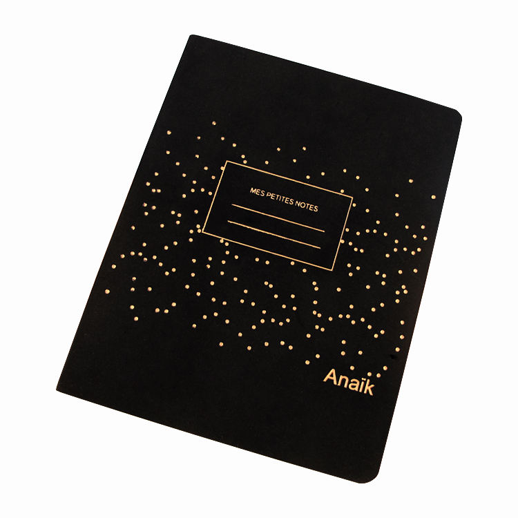 Promotional Silicone Custom Printed Logo Business Souvenir Notebook