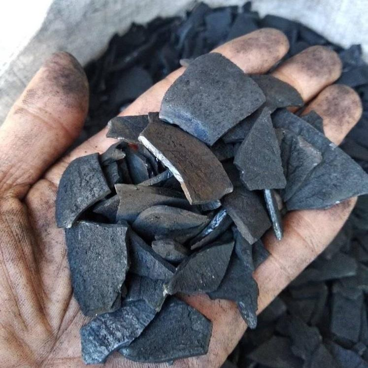 COCONUT SHELL CHARCOAL - CHIP COCONUT CHARCOAL