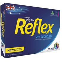 Reflex White Photo Copy Paper A4 Thickness 0.09mm 2500 sht. WC901PET FastShip