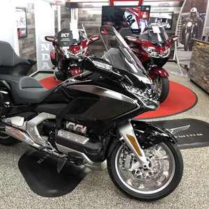100% 2020 H o n d a Gold Wing Tour Airbag Automatic DCT