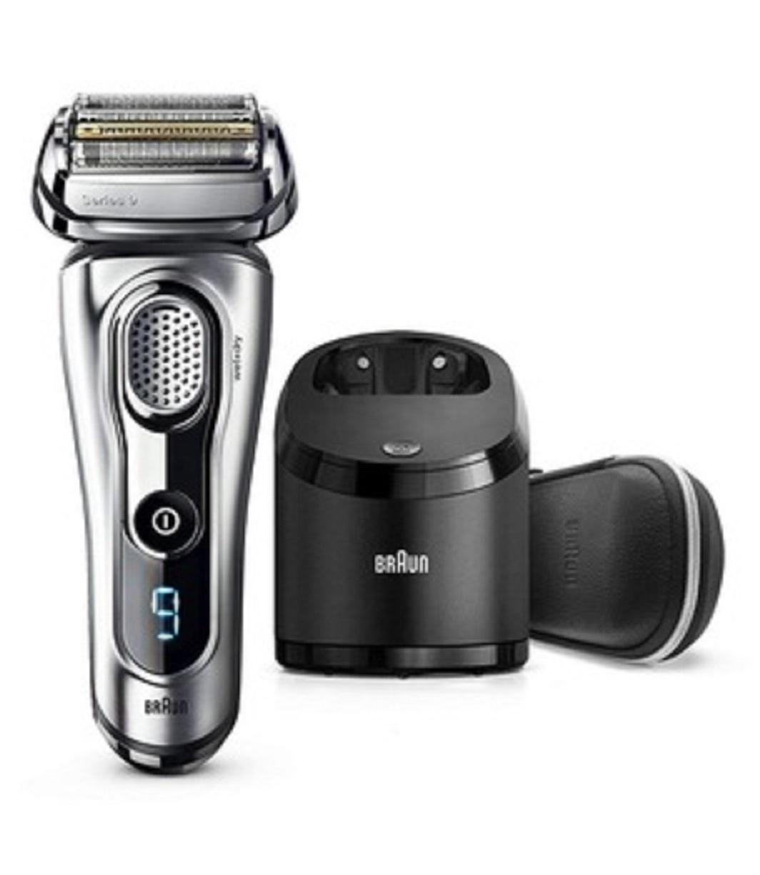 New-Braun Series 9 9290cc Electric Razor for Men Rechargeable and Cordless Electric Shaver