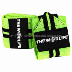 Super Heavy Weightlifting Wrist Wraps