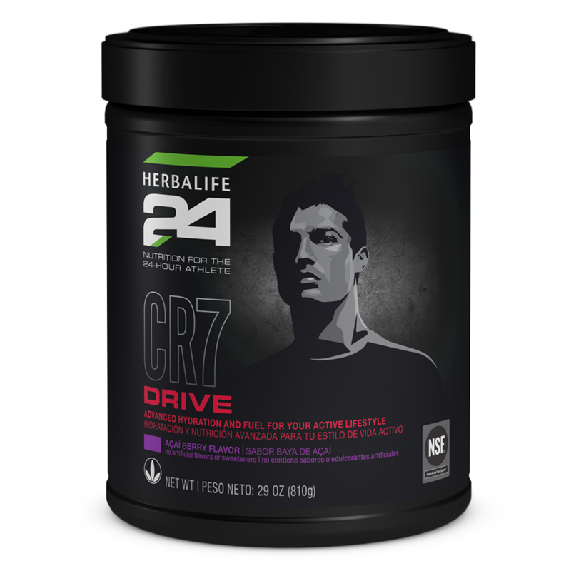 Herbalife24 Sup/sup CR7 Ổ Đĩa: Acai Berry 29 Oz.
