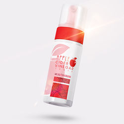 Private Label Balancing pH Level Apple Cider Vinegar Face Toner
