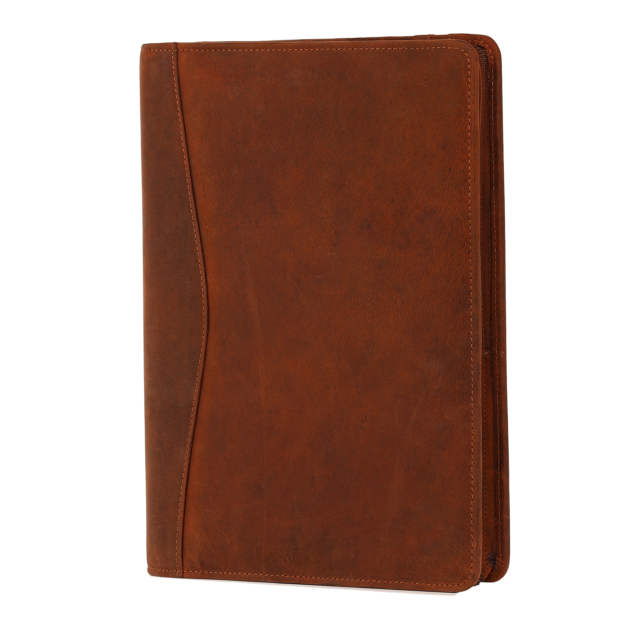 Premium Quality Business Cards Pen Writing Pad Portfolio Professional Legal Document Holder For Men Women Pure Leather Padfolio