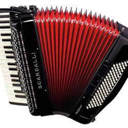 Free Shipping For New & Used Polifonico IX Piano Accordion