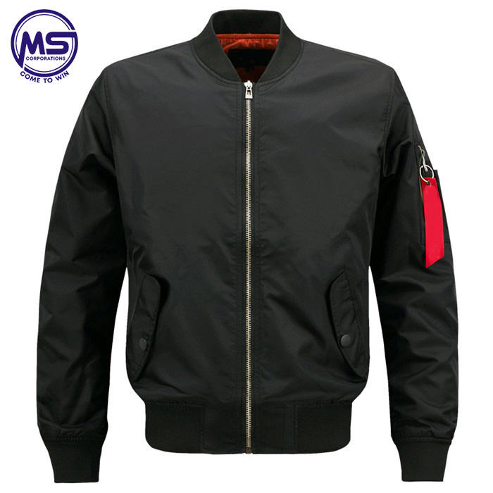 New Spring Bomber Men Thin With Out Hooded Jacket Casual Patchwork Slim Fit Bomber Jacket