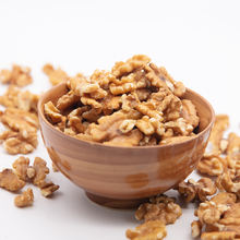 Blanched Walnut Kernel Roasted Best Product High Quality With Light halves Grade