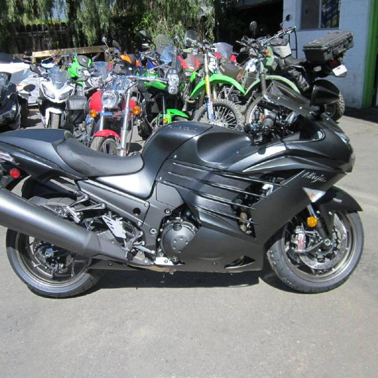 Low Price Used / 2019 Kawasaki Ninja ZX-14 Motorcycle , Bike , Sport bike for sale used bike