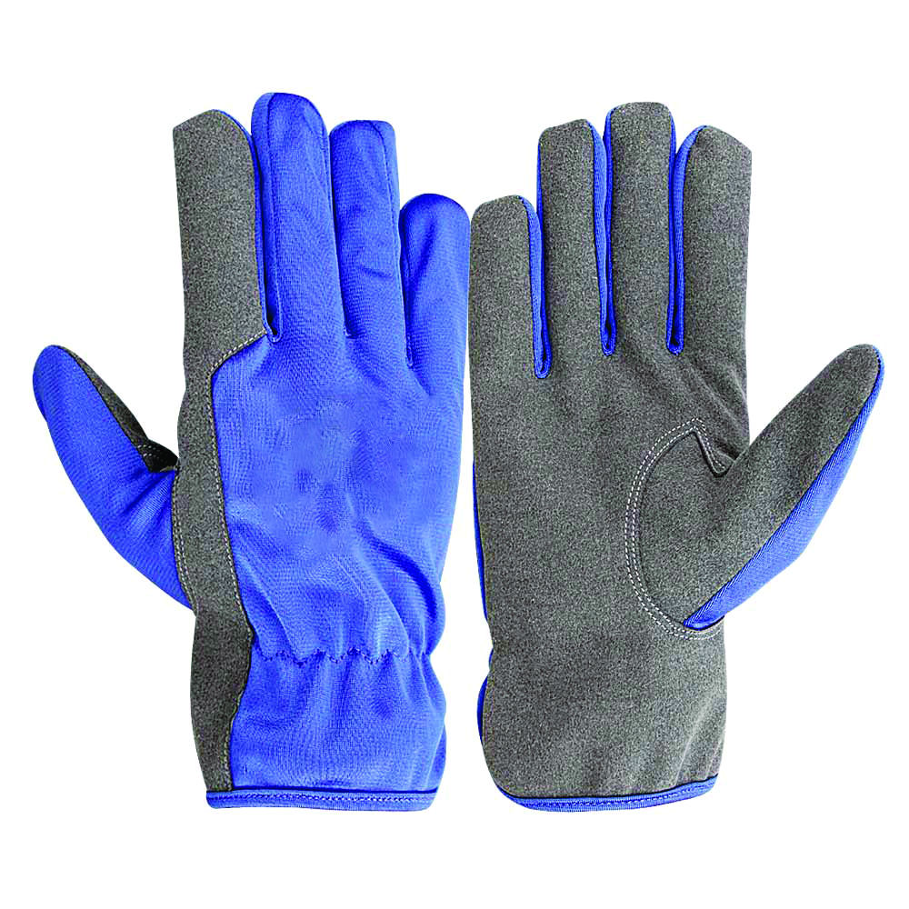 Workplace Safety Waterproof Leather Long Work Gloves whole sale premium quality