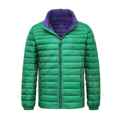 Hot Sale Men Nylon puffer Jackets Custom High Quality Padded Bubble Jacket with hood
