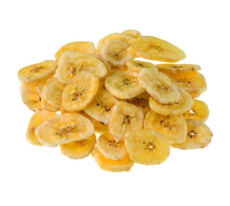 Dried Banana Chips/ Dried Fruit - Good for Health