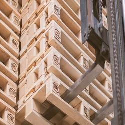 High quality wooden pallets