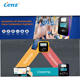 Android bus card validator with nfc rfid mifare card reader 4G 3G GPRS GSM QR scanner bus ticket fare system machine