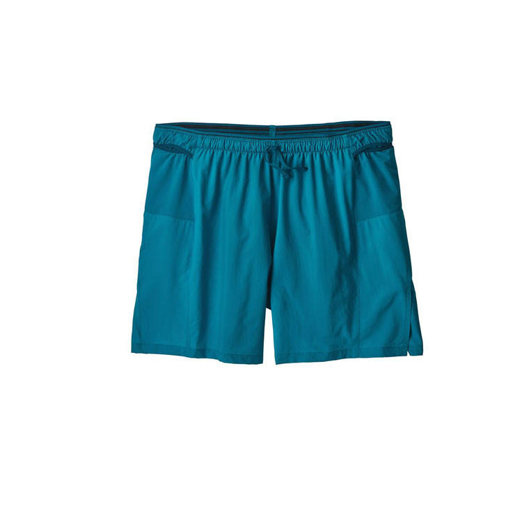 Mannen Workout Running 2 in 1 Dubbeldeks Training Gym <span class=keywords><strong>Shorts</strong></span> voor sport