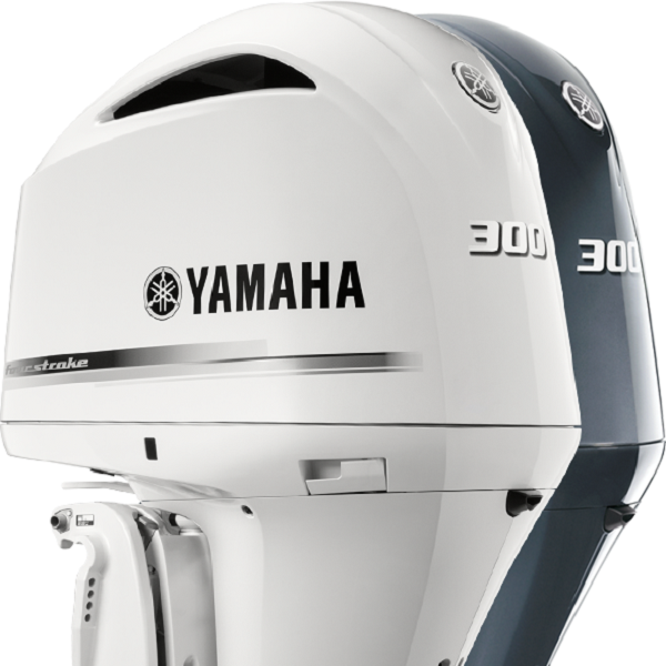 Used Yamaha V6 4.2L 300HP Outboard Engines For Sale