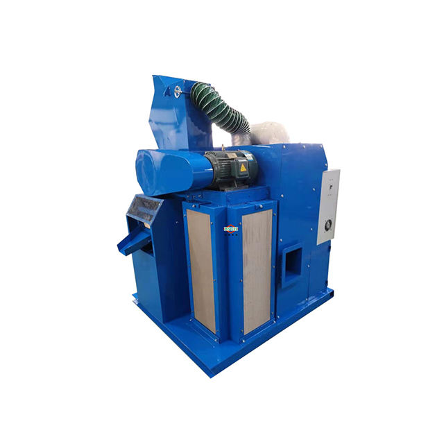 Trade assurance scrap metal copper wire shredder machine small cable granulator copper wire recycling equipment BS-D70 for sale