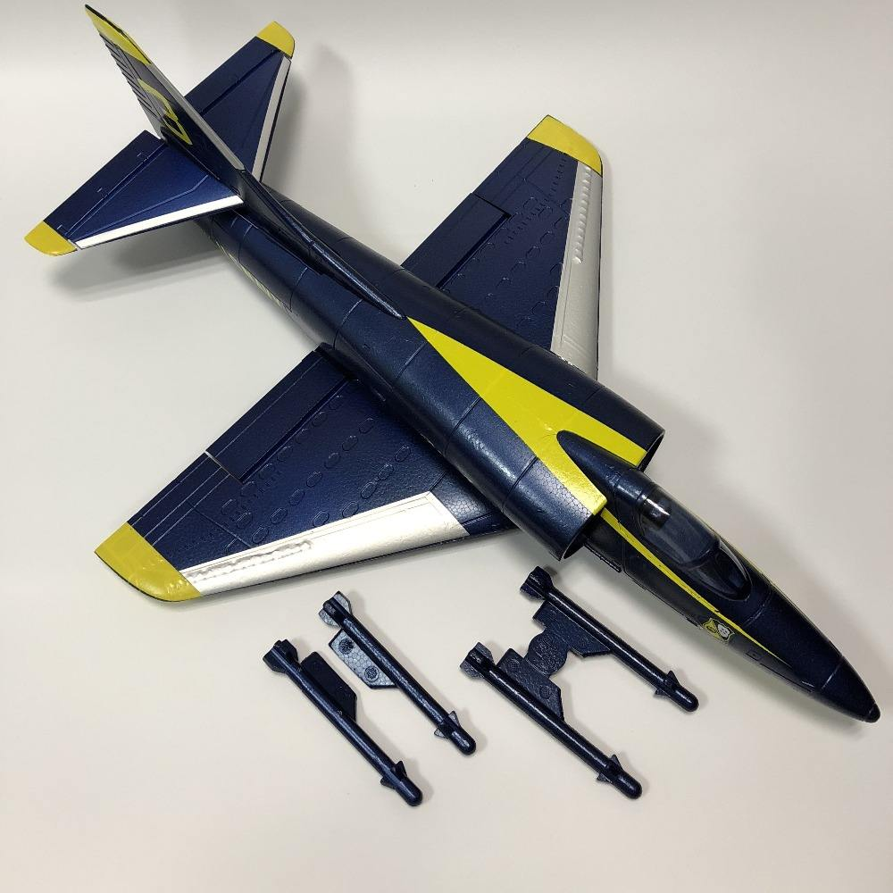 RC EDF jet airplane A4 A-4 50mm PNP