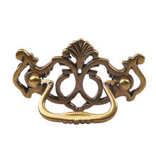 Antique luxury classical  furniture handle drop down pull
