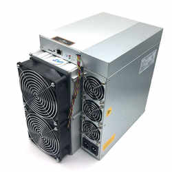 DISCOUNT FOR Bitmain Antminer S19 Pro 110Th/s Miner Bitcoin Stock with Power Supply Quantity Clock USB Metal Status Coins Style