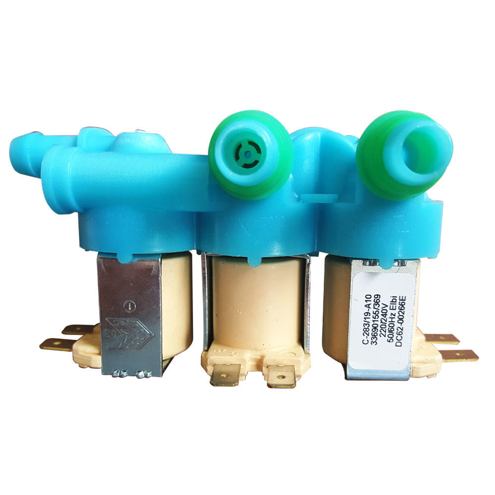 DC62-00266E Authorized OEM Factory Washing Machine Water Inlet Valve for Samsung