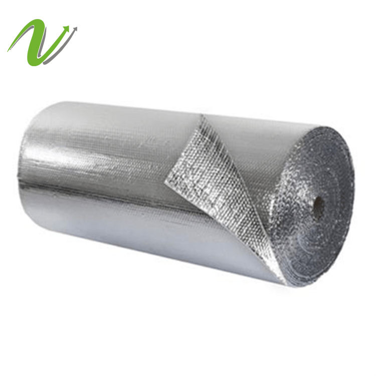 Heat Insulation Material For Roof Wall and Buildings / Aluminium Foil Insulation With Air Bubble 4mm to 20mm Thickness